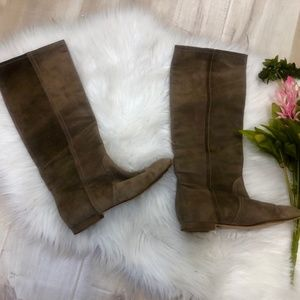 Valentino Suede Boots 36